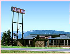 Kalispell Montana Accomodations- Kalispell airport lodging